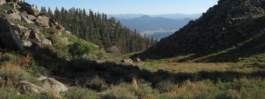 South Sierra