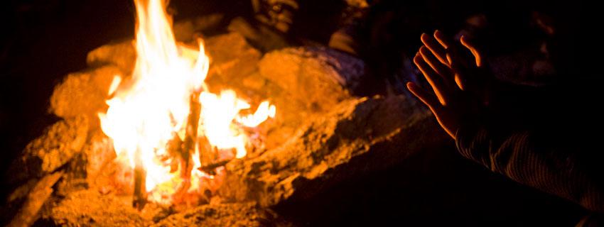 Campfires banner