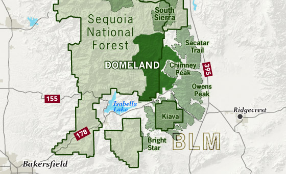 area map of Domeland
